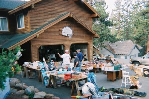 top five ways to make more money at your garage sale
