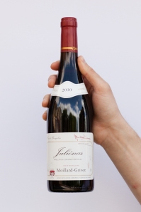 French_beaujolais_red_wine_bottle history of french wine